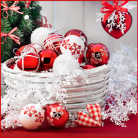 Raikas skandinaavinen joulu